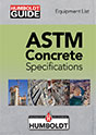 ASTM Concrete Guide