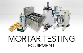 Mortar Testing Equipment