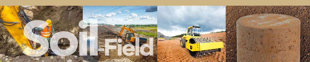 Field Testing Equipment for Soil Applications